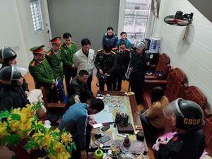 Huy động gần 100 chiến sỹ Công an phá chuyên án ghi lô đề cực lớn tại TP. Hà Tĩnh