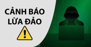 Lập trang web để lừa đảo