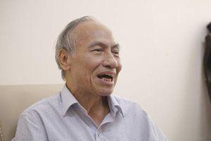 PGS.TS Nguyễn Kế Hào - người từ chức vụ trưởng để bảo vệ quan điểm giáo dục
