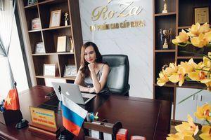 Lương Hoài Thương: Từ nữ doanh nhân đến người truyền cảm hứng