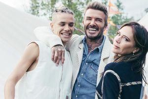 Tiềm năng của Romeo Beckham ở showbiz?