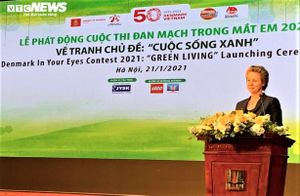Việt Nam – Đan Mạch ưu tiên hợp tác tăng trưởng và chuyển đổi kinh tế xanh