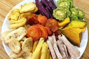 4 thực phẩm khiến bạn bị đầy hơi khó chịu