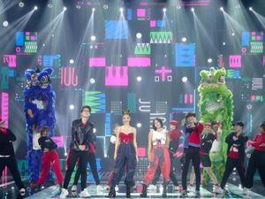 Nhiều nghệ sĩ rap xuất hiện trong Gala Nhạc Việt số 15