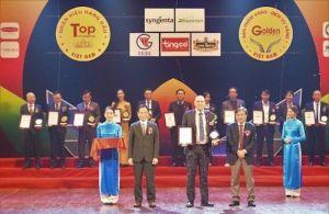 Eurowindow Holding lọt 'Top 10 nhãn hiệu hàng đầu Việt Nam năm 2020'