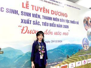Cô gái dân tộc Nùng và ước mơ trở thành bác sĩ
