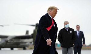 Phiên tòa luận tội ông Trump có thể bắt đầu vào tháng 2