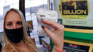 Một người Mỹ trúng xổ số một tỷ USD