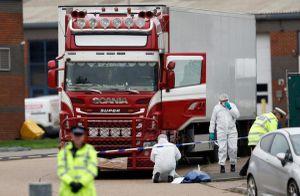 Vụ 39 thi thể trong xe tải ở Anh: 4 bị cáo chịu mức án từ 13 đến 27 năm tù