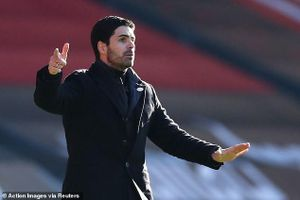 Arsenal thành cựu vương, Arteta nói bị dạy một bài học