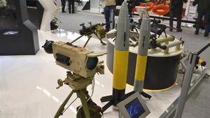 Đạn pháo Nga tấn công chính xác như tên lửa dẫn đường