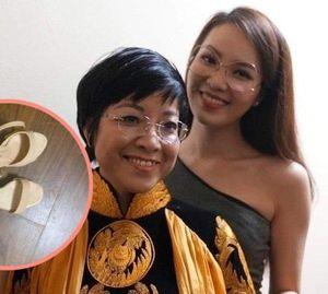 MC Thảo Vân gặp sự cố 'dở khóc dở cười' trong Táo quân 2021