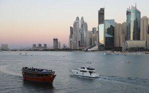 Dubai hút khách nước ngoài dù Covid-19 gia tăng