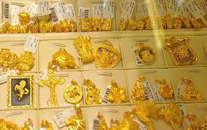 Giá vàng hôm nay 29/1: Giá vàng SJC tăng 100.000 đồng/lượng