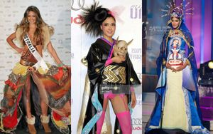 Fan bức xúc ném đá loạt trang phục dân tộc ở Miss Universe, lí do thật khó chấp nhận