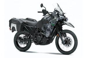 Kawasaki KLR 650 2021 'tái xuất' sau 3 năm ngừng sản xuất