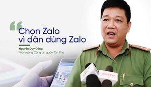 Nỗ lực chuyển đổi số của công an quận Tân Phú