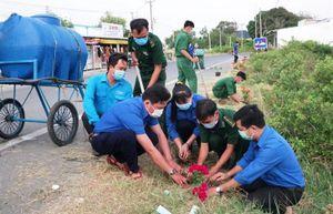 Chương trình 'Xuân biên giới-Tết hải đảo' đến với cán bộ, chiến sĩ và nhân dân biên giới tỉnh Trà Vinh