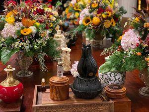 Trầm Hương: Thiên hương và tâm hương mừng xuân mới