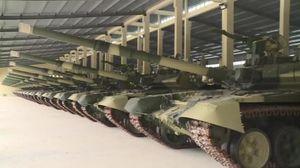 Hè nóng tới 40 độ C, xe tăng T-90S Việt Nam có điều hòa không?