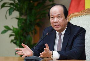Bộ trưởng Mai Tiến Dũng: Không có 'chợ chiều', 'rã đám' trong Chính phủ