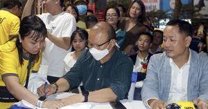 HLV Park Hang-seo trở lại Việt Nam