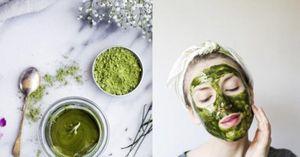 Những công dụng tuyệt vời của trà xanh đối với làn da