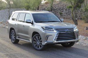 Bảng giá xe Lexus tháng 2/2021: Thêm sản phẩm mới