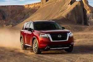 Nissan Pathfinder 2022 được ra mắt
