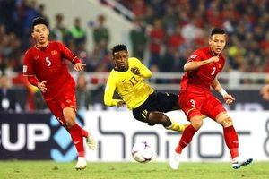 Malaysia gửi đơn xin hoãn trận gặp tuyển Việt Nam