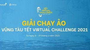 Thành phố Vũng Tàu tổ chức giải đi bộ/chạy bộ ảo xuyên Tết