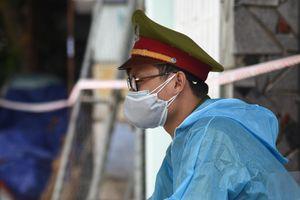 Hà Nội giao công an điều tra 2 trường hợp F0 khai báo quanh co