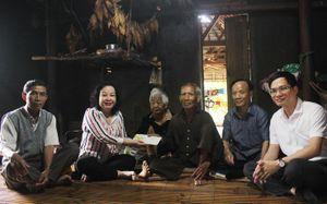 Phú Yên: Lãnh đạo tỉnh thăm, chúc tết các địa phương, cơ quan và các gia đình chính sách