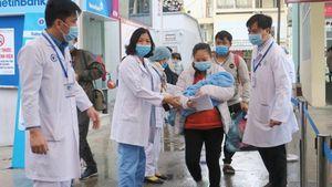 Dỡ phong tỏa, cách ly Bệnh viện Trẻ em, phụ sản Hải Phòng