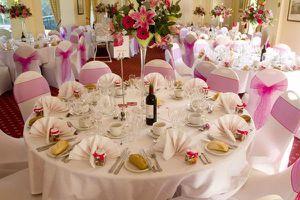 Khoảng 500 người dự tiệc cưới tại nhà hàng The Adora cùng BN2016