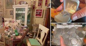 Kho báu triệu đô trong căn nhà cũ của bà giáo dạy nhạc đã qua đời
