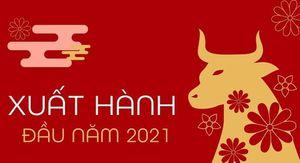 Gợi ý hướng xuất hành đầu năm Tân Sửu 2021