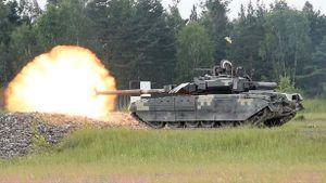 Mặc cho T-64 bị bắn cháy hàng loạt, Ukraine vẫn không tung T-84 vào tham chiến
