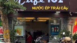 Hà Nội: Bất chấp quy định, một số quán cafe, hàng ăn không đủ điều kiện vẫn mở cửa đón khách