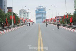 Đường phố Thủ đô thông thoáng ngày đầu đi làm sau Tết