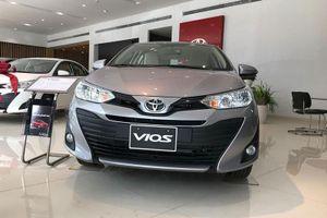 Bảng giá xe Toyota tháng 2/2021: Rẻ nhất 352 triệu đồng