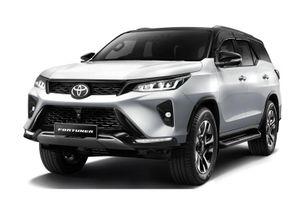 'Soi' Toyota Fortuner 2021 phiên bản đắt nhất