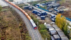 Vượt Mỹ, Trung Quốc thành đối tác thương mại lớn nhất của EU
