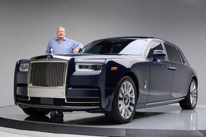 Rolls-Royce Phantom duy nhất trên thế giới có nội thất gỗ Koa