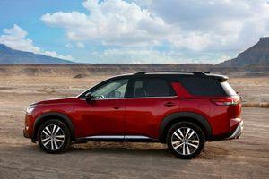 Đôi điều cần biết về Nissan Pathfinder 2022: Ngoại hình hầm hố, động cơ V6