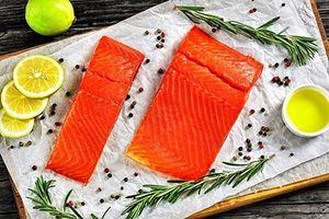 Cá hồi và những lợi ích bất ngờ cho sức khỏe