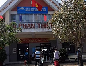 Xử lý 'tín dụng đen' từ vùng dịch đến Bình Thuận hoạt động