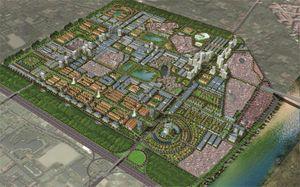 Quy hoạch khu đô thị hơn 61ha tại Bắc Giang