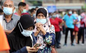Đông Nam Á: Malaysia có số ca tử vong do COVID-19 cao nhất trong ngày