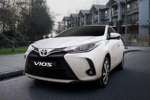 Đại lý bắt đầu nhận đặt cọc xe Toyota Vios 2021, ra mắt ngay trong quý 2